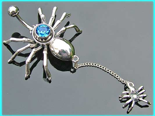 Sterling Silver Belly Button Rings Uk